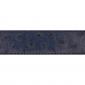 Cuir 30 mm façon autruche bleu marine