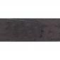 Cuir 40 mm façon autruche marron